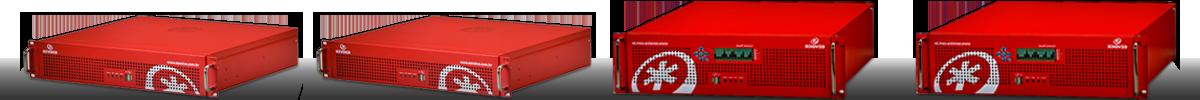 Modelos Redbox - Pabx IP Asterisk