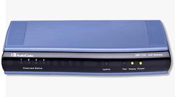 Audiocodes MP114Q