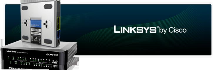 Banner Linksys