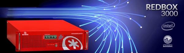 Pabx IP Asterisk - RED BOX 3000