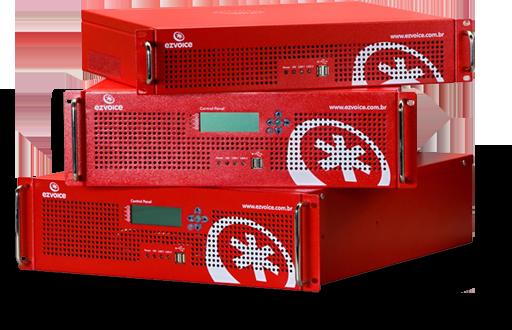 Pabx IP Asterisk - ezVoice Telecom