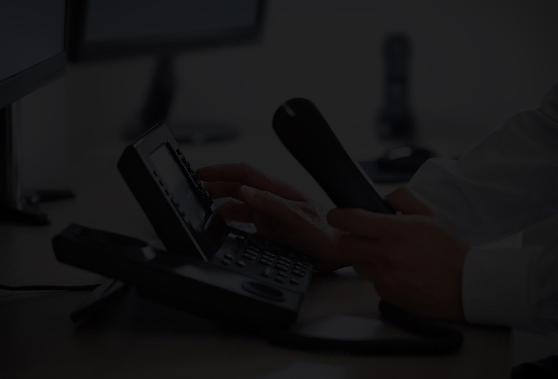 Telefone Ramal PABX IP